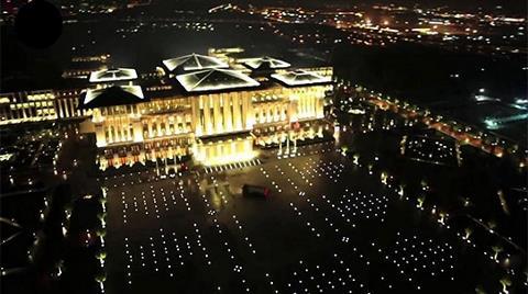 Danıştay'dan Cumhurbaşkanlığı Sarayı Hakkında Açıklama
