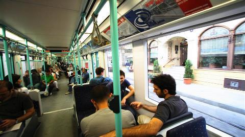 İstanbul'a 13 Kilometrelik Yeni Tramvay Hattı