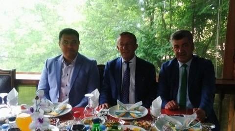 Ağaoğlu Yığılca'da Çimento Fabrikası Kuruyor