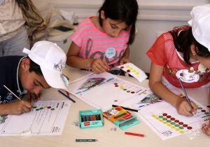 Agora Parkı'nı, Agora'nın Çocukları Tasarlıyor