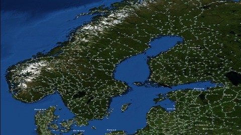 Küresel Rekabet Edebilirlikte İskandinavya Damgası