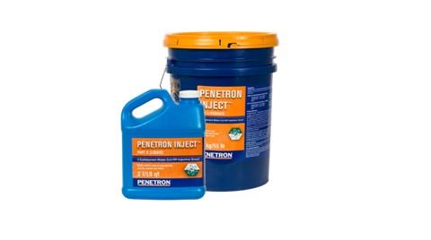PENETRON INJECT: Mikro Çimento Esaslı Kristalize Enjeksiyon Malzemesi