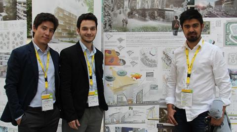 15. Yalıtım Yarışmasında Öğrenciler Kazakistan'dan Ödülle Döndü