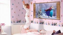 Disney Hayali Duvarlarda!