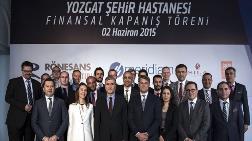 Yozgat Şehir Hastanesi için İmzalar Atıldı