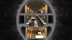 3 Katlı İstanbul Tüneli İhaleye Çıkıyor
