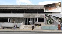 Başkentgaz'ın Binası Harabeye Döndü