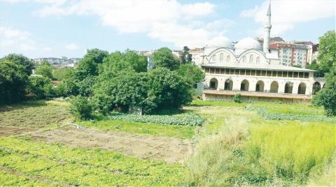 Son Tarihi Cami Bostanı Otopark için Yıkılıyor!