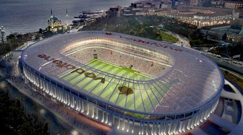 Beşiktaş'ın Yeni Stadına Devlet Desteği