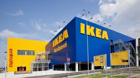 IKEA'dan Yenilenebilir Enerjiye 1 Milyar Euro Yardım