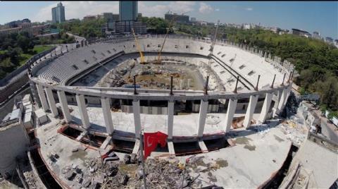 Beşiktaş'ın Stat Sorununda Son Durum!