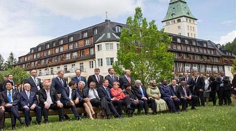 G7 Zirvesi'nde İklim Uzlaşması