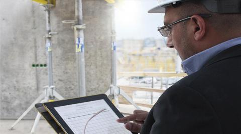 Doka'nın Yeni Ürünü Beton Dayanımını Gerçek Zamanlı Ölçüyor