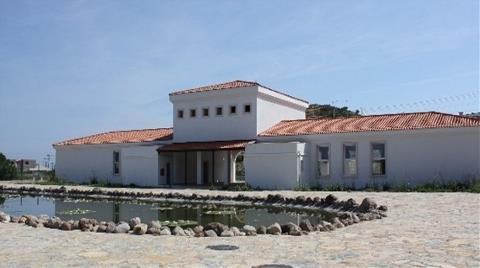 Urla'nın İlk Su Altı Arkeoloji Müzesi Açılıyor