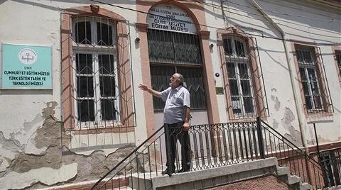 Cumhuriyet Müzesi Onarımı Yarım Bırakılarak Kapatıldı!