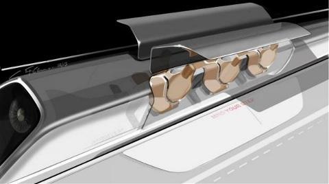 İşte Geleceğin Hızlı Ulaşım Modeli!