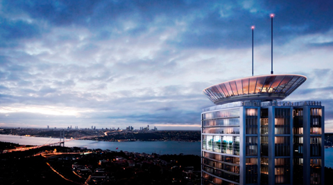 Emaar'ın 2,3 Milyar Dolarlık Projesinde Foster&Partners İmzası