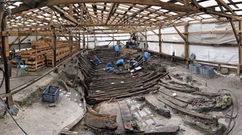 Yenikapı'ya Dünyanın En Büyük Batık Gemi Müzesi Yapılacak