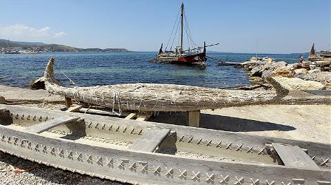 Antik Limanla 2 Bin Yıl Önceye Yolculuk
