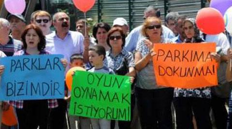 Çocuk Parkı İmara Açıldı