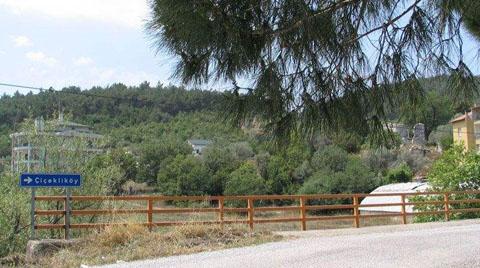 Urla'daki Arazinin Doğal Sit Alanı Statüsü Kaldırıldı