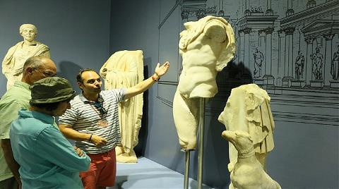 Efes Müzesi'nde Tarihi Eser Sayısı 5'e Katlandı