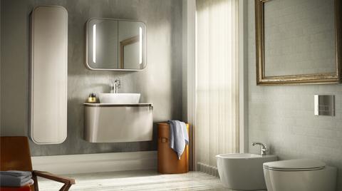 Ideal Standard'ın Yeni Banyo Serisi DEA