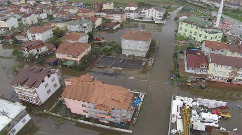 İşte Şehirdeki Sel Felaketlerinin Ekonomiye Zararı!