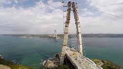 'Üçüncü Köprü'nün Otoyol İhalelerine Erteleme