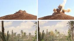 IŞİD Palmira'daki Türbeleri Havaya Uçurdu