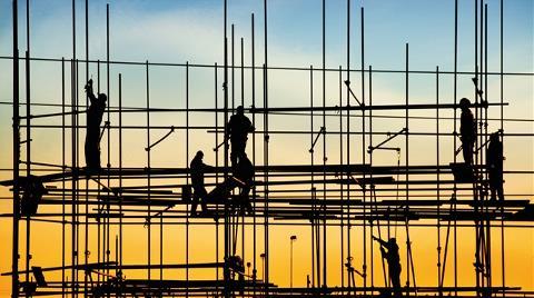 İnşaat Sektörü Yüzde 3.5 Küçüldü