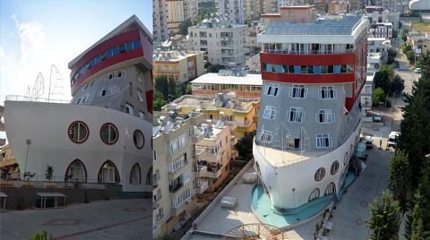 Mersin'de Tartışma Yaratan Bina