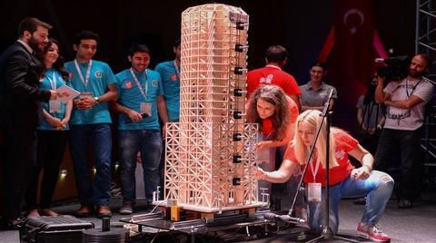 DASK Depreme Dayanıklı Bina Tasarımı Yarışması'nda Final Günü