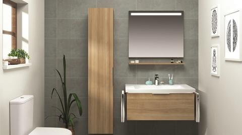 VitrA'dan Koçtaş'a Özel Banyo Mobilyası