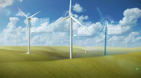 GE'den Dünyanın İlk Dijital Rüzgar Santrali