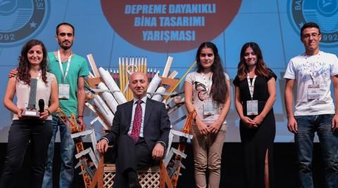 Depreme En Dayanıklı Bina Tasarımı Balıkesir Üniversitesi'nden
