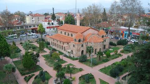 İznik'te Antik Miras Ayağa Kaldırılıyor