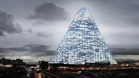Paris 42 Yıl Sonra Gökdelen İnşasına İzin Verdi