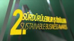 II. Sürdürülebilir İş ve Sürdürülebilir İş Liderleri Ödülleri