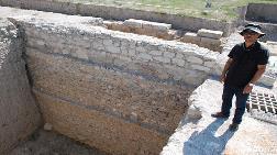 Tripolis'te Bin 900 Yıllık Tahıl Ambarları Bulundu