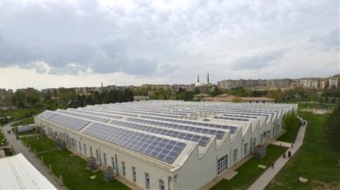 Diyarbakır'ın İçme Suyunun Enerji İhtiyacı Güneşten Karşılanacak