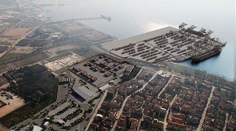'Dubai Port' İnşaatı AYM'ye Taşınıyor