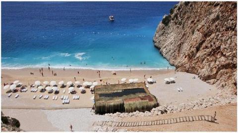 El Değmemiş Plaja Rant Dokunuşu