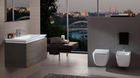 Villeroy & Boch, Banyo Mobilyası Serisini Tamamladı