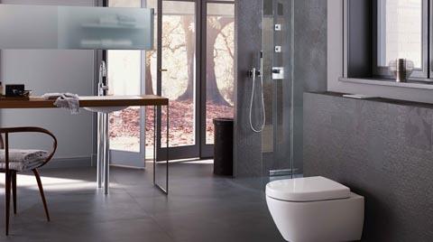 Geberit'ten Banyolara Minimalist Bir Dokunuş