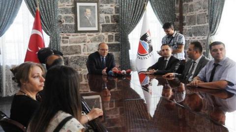 Diyarbakır'da UNESCO Toplantısı