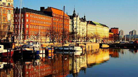 Helsinki 'Otomobilsiz Şehir' Olacak!