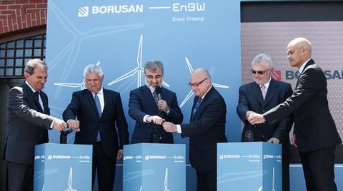 Borusan 2020'de 2 Bin MW'lık Yenilenebilir Enerji Portföyü Hedefinde Kararlı