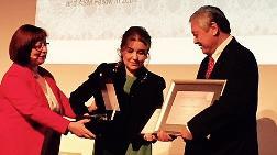 2015 Halil Kaya Gedik Ödülü Prof. Dr. Stephen Liu'nun