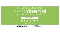 BİLGİ Mimarlık'tan Yapım Yönetimi Tezsiz Yüksek Lisans Programı